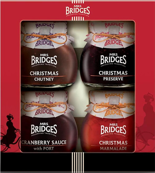 Mrs. Bridges | Christmas Selection Box 439g