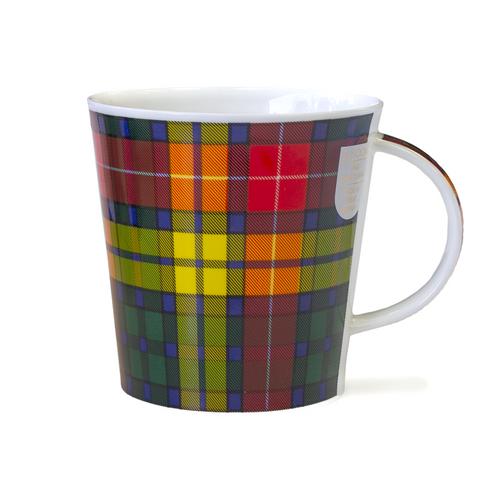 Dunoon  Cairngorm Buchanan Tartan Mug