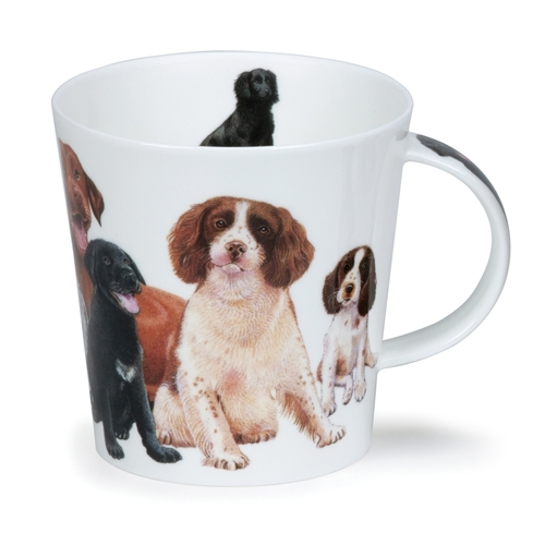 Dunoon  Cairngorm Dogs & Puppies Mug