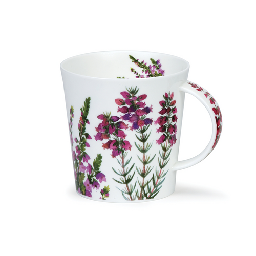 Dunoon Cairngorm Scottish Heathers Mug