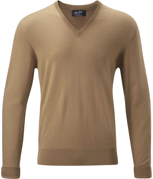 Peter Scott Ballanter V Neck Pullover