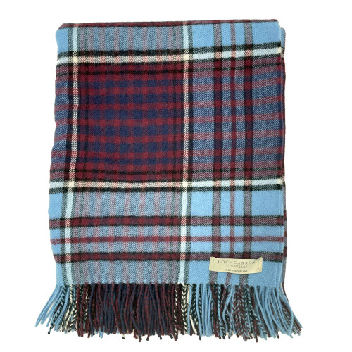Royal Canadian Airforce Lambswool Blanket
