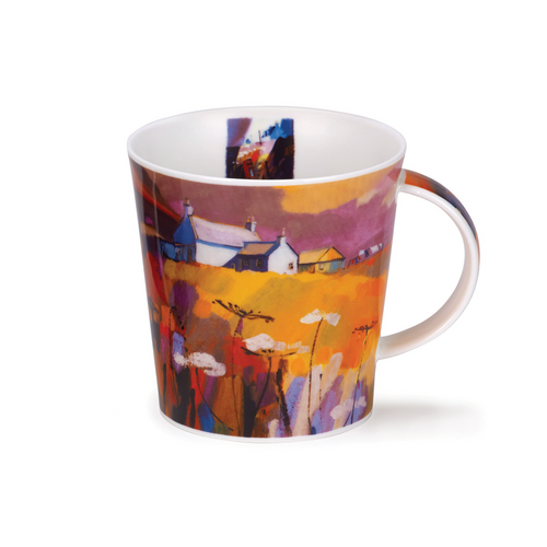Dunoon Cairngorm Red Skies Mug