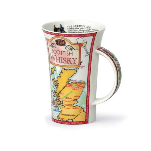 Dunoon Glencoe Scottish Whisky Mug