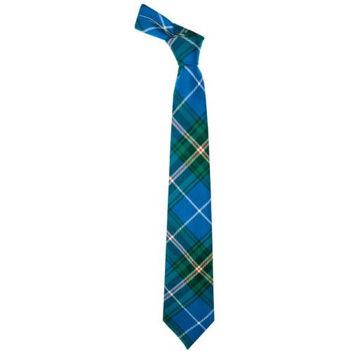 Nova Scotia Canadian Tartan Tie