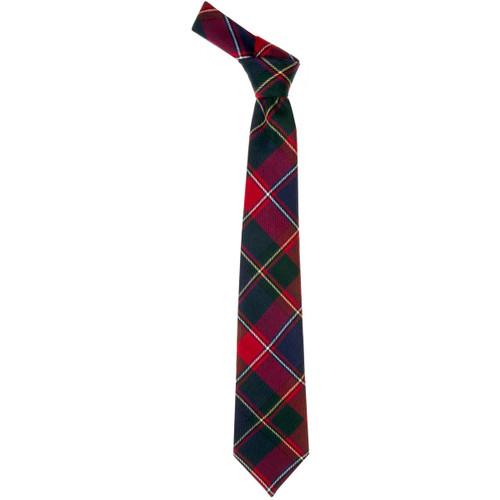 Quebec Canadian Tartan Tie