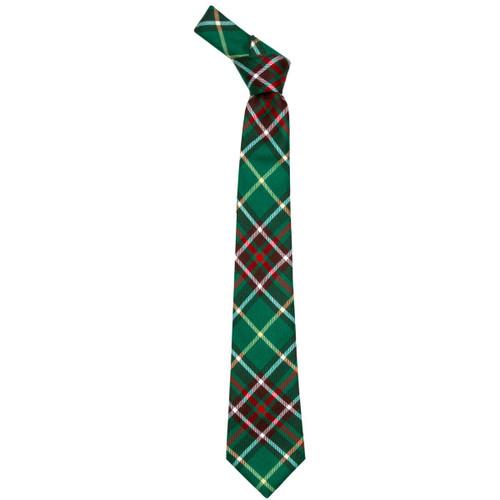 Newfoundland Canadian Tartan Tie