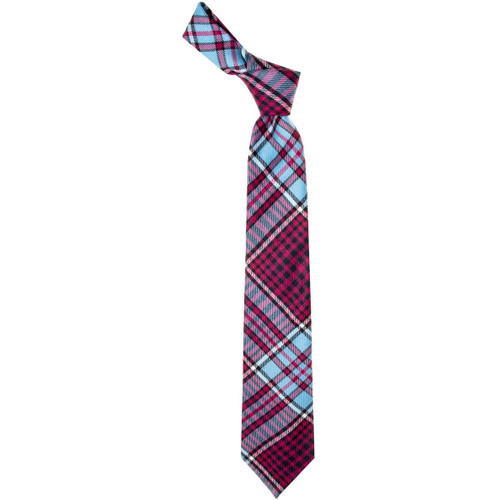 Royal Canadian Air Force Tartan Tie