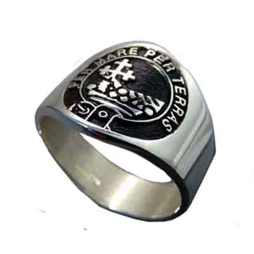 Clan Crest Rings