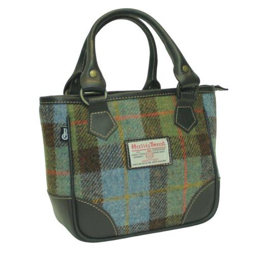 Bucktrout Harris Tweed York Handbag