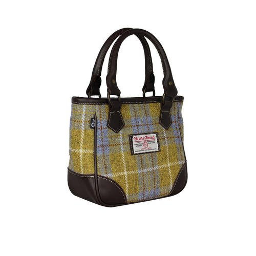 Bucktrout Harris Tweed York Handbag