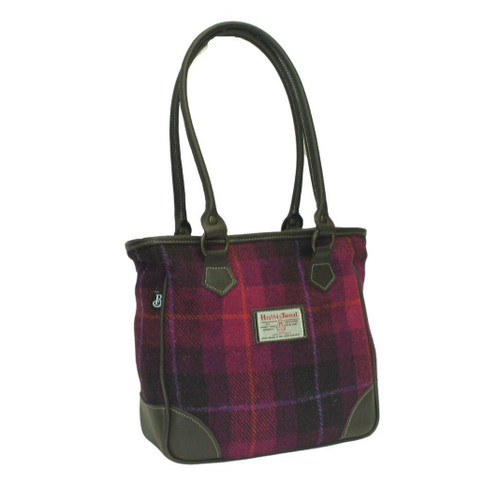 Bucktrout Harris Tweed Shire Handbag