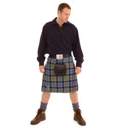 Traditional 13oz 8 yard kilt