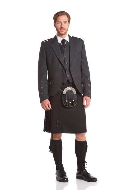 Crail Jacket & Kilt Rental Package