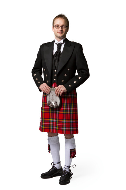 Royal Stewart Rental Kilt $60.00