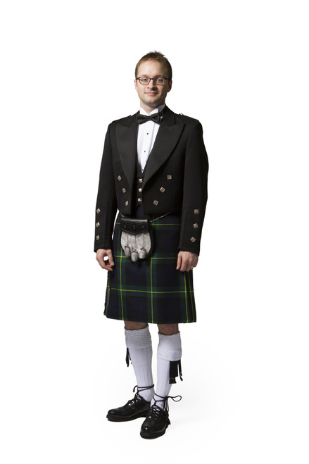 Modern Gordon Rental Kilt $60.00