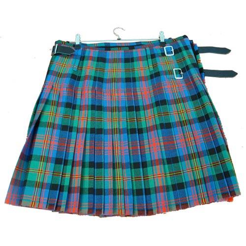 MacLennan Ancient Premium Casual Kilt Pleats