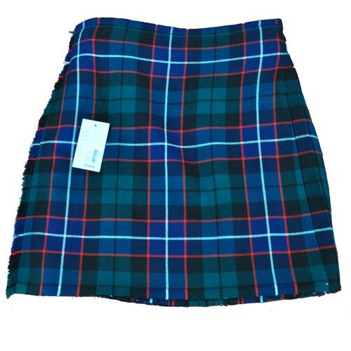 Traditional Edinburgh Kilt 16oz Galbraith Modern Apron