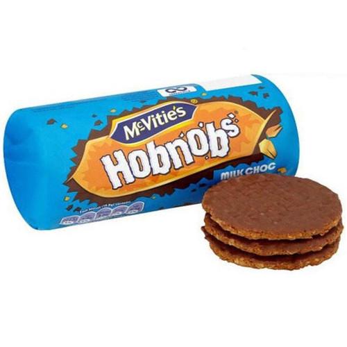 McVitie's Milk Chocolate HobNobs
