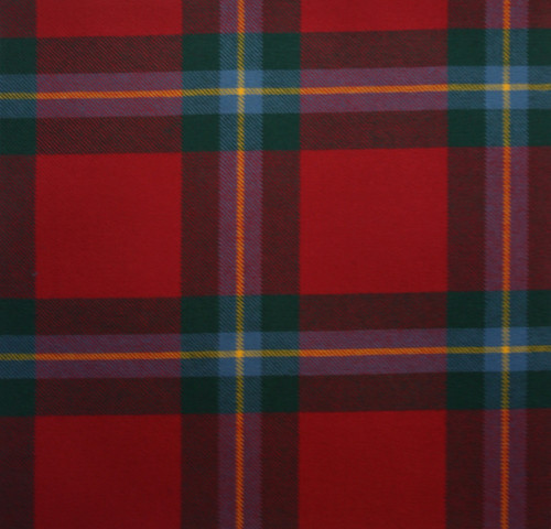 MACLAINE OF LOCHBUIE MODERN LIGHT WEIGHT TARTAN FABRIC
