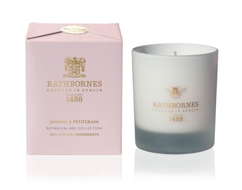 Rathbornes Botanical Jasmine & Petitgrain Candle