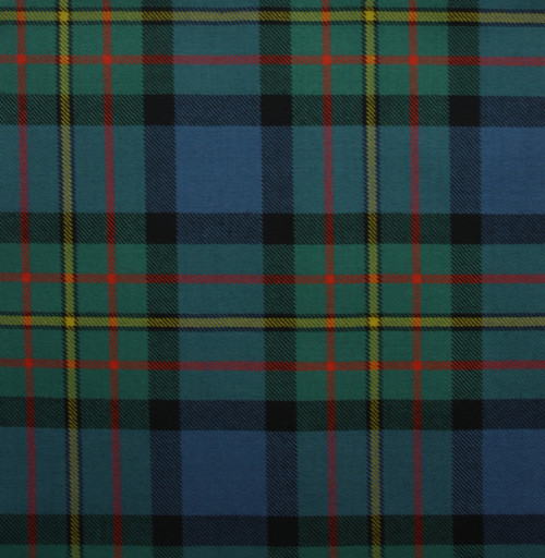 MACLAREN ANCIENT LIGHT WEIGHT TARTAN FABRIC