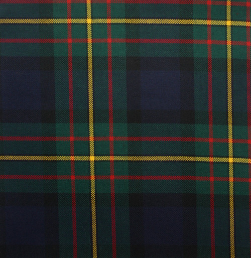 MACLAREN MODERN LIGHT WEIGHT TARTAN FABRIC