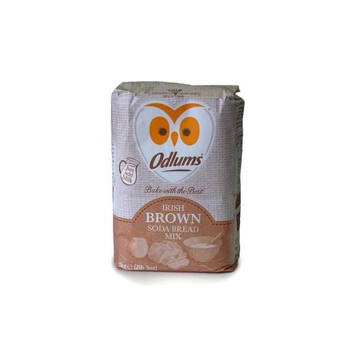 Odlums Irish Brown Soda Bread Mix 1kg