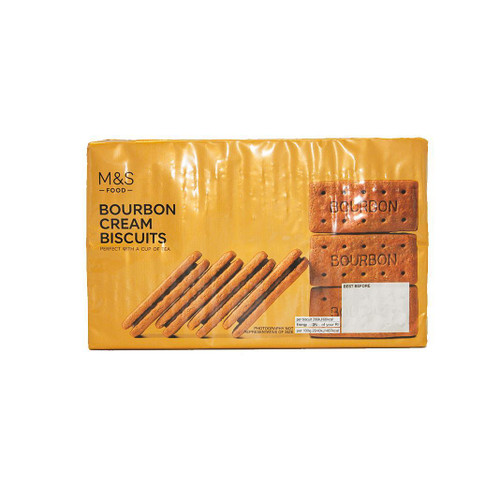 M&S | Bourbon Creams 400g