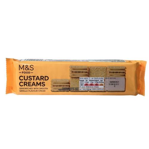 M&S Custard Creams 150