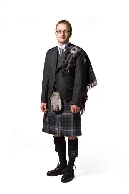 Scotland Forever Antique Rental Kilt $60.00