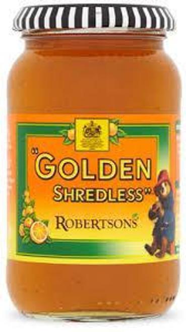 Golden Shredless Marmalade