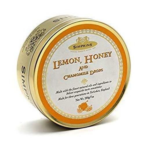 Simpkins | Lemon, Honey & Chamomile Sweets 200g