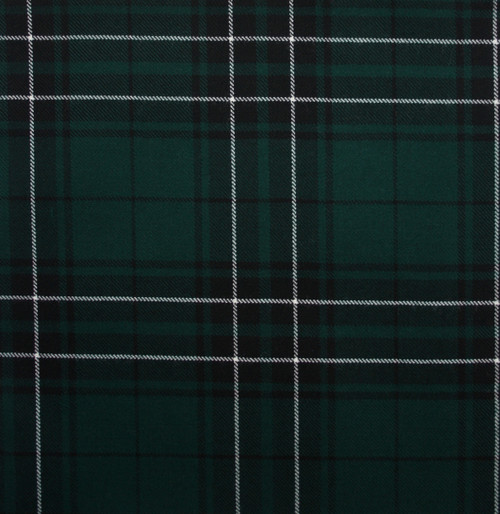 MACLEAN HUNTING MODERN LIGHT WEIGHT TARTAN FABRIC