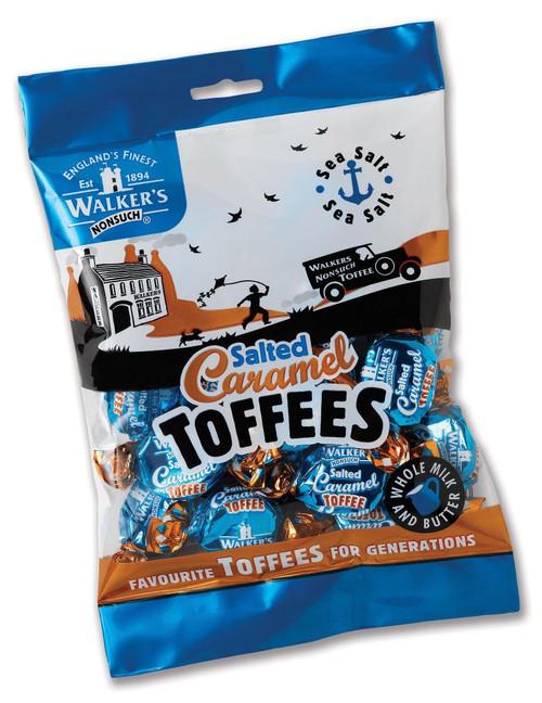 Walker's | Salted Caramel Toffee