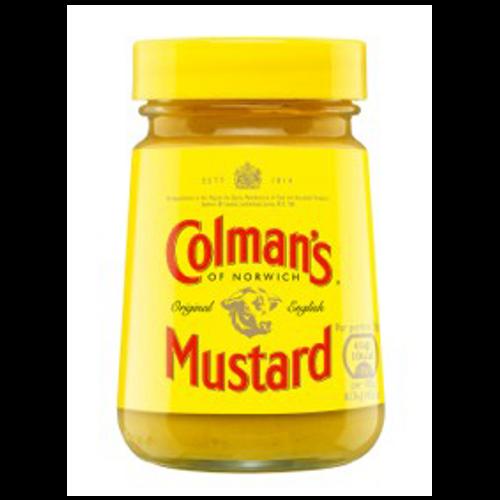 Colman's   Original English Mustard 100g