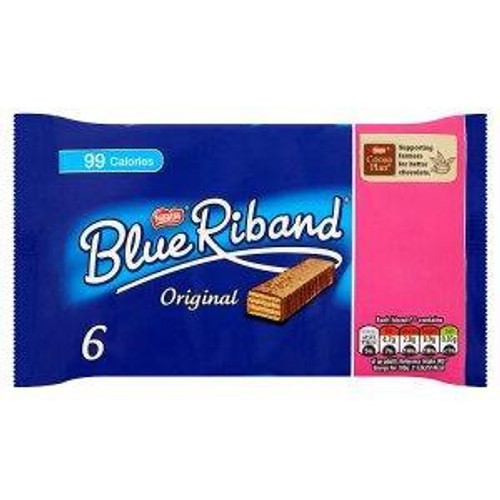 Nestle | Blue Riband Wafer Biscuits 108g