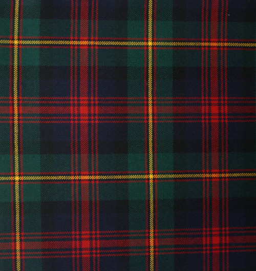 MACLENNAN MODERN LIGHT WEIGHT TARTAN FABRIC
