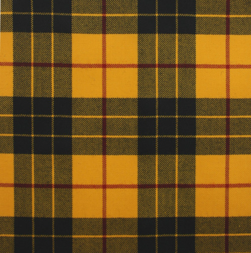 MACLEOD DRESS MODERN LIGHT WEIGHT TARTAN FABRIC