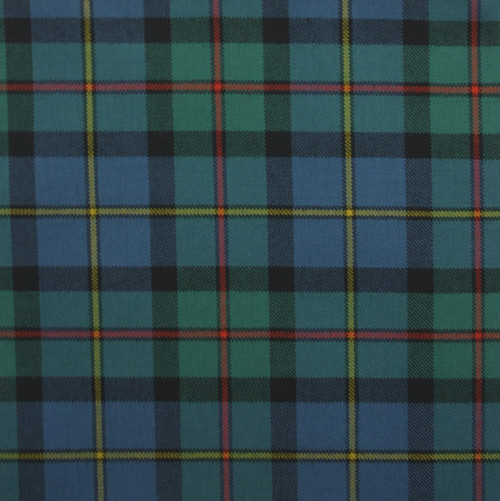 MACLEOD OF HARRIS ANCIENT LIGHT WEIGHT TARTAN FABRIC
