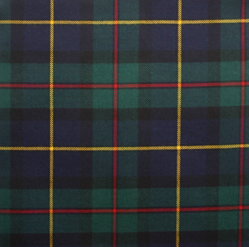 MACLEOD OF HARRIS MODERN LIGHT WEIGHT TARTAN