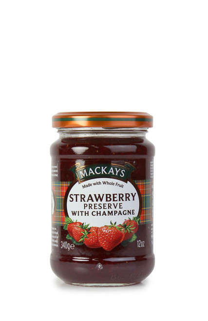 Scottish Strawberry & Champagne Preserve