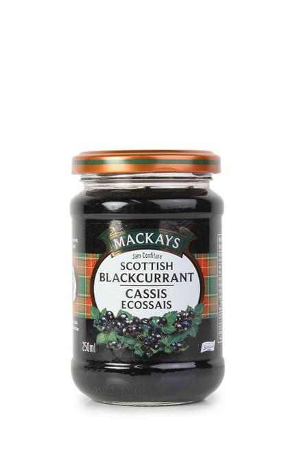 Scottish Blackcurrant Preserve