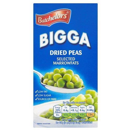 Bigga Marrowfat Dried Peas 250g