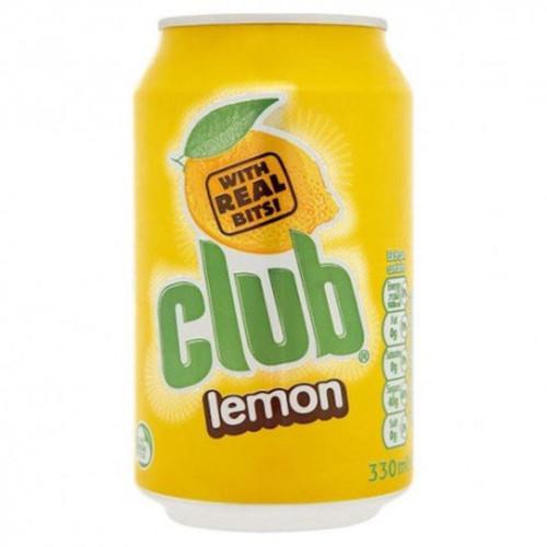 Club | Lemon 330ml