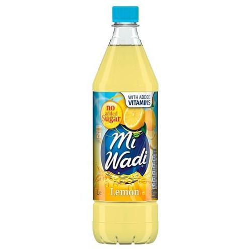 MiWadi | Lemon Concentrated Cordial 1L