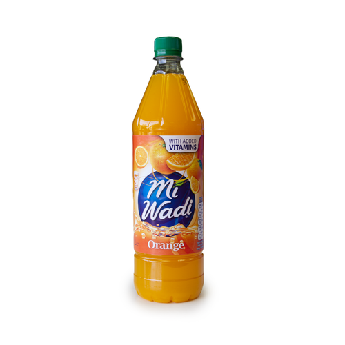 Orange Concentrated Cordial 1L