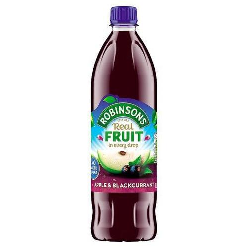 Real Fruit Apple & Blackcurrant Drink 1L