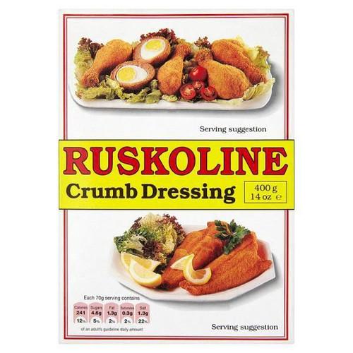Ruskoline | Crumb Dressing
