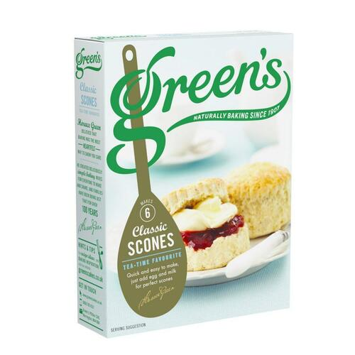 Green's | Classic Scone Mix 280g
